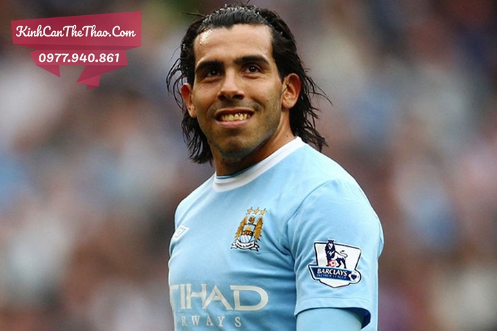 Carlos Tevez tại Man City