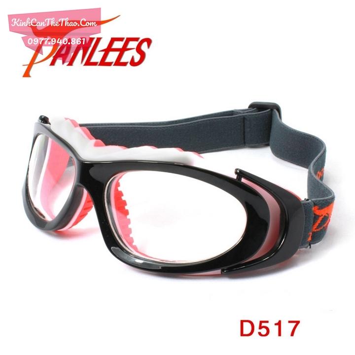 kính đá bóng cho người cận panlees d517